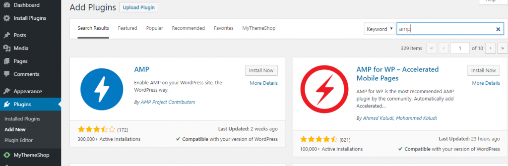implement Wordpress AMP like a pro- the ultimate guide for 2019. 4