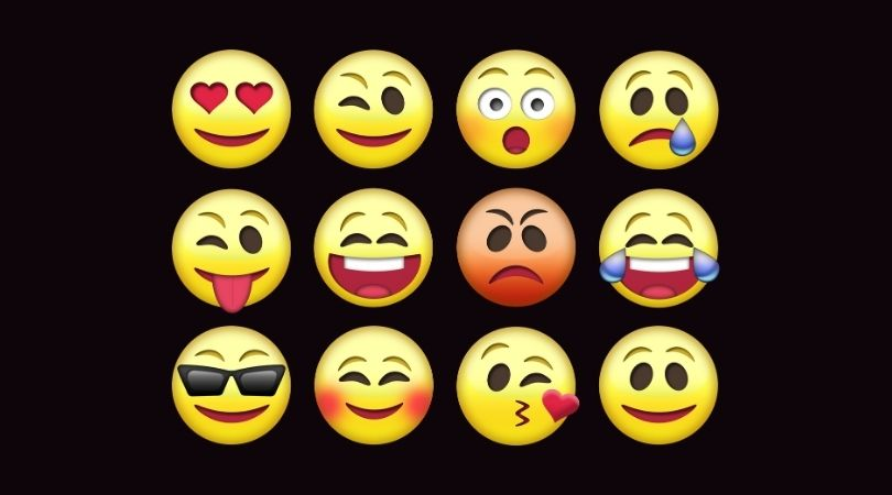 Add Characters & Emojis from the Keyboard in Windows 10