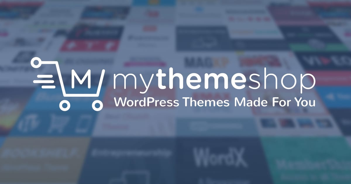 List of Discontinued Themes from Mythemeshop 1