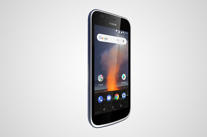 Nokia 1 gets an Android 10 Update