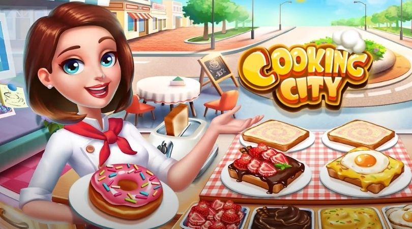 Cooking City - Chef, Restaurant & Cooking Games