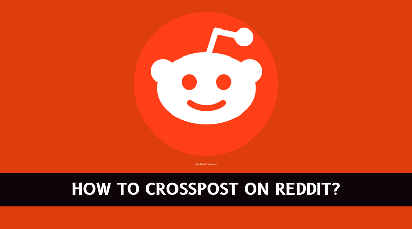 How to Crosspost on Reddit