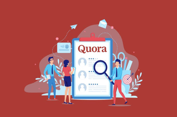 Search Using Quora