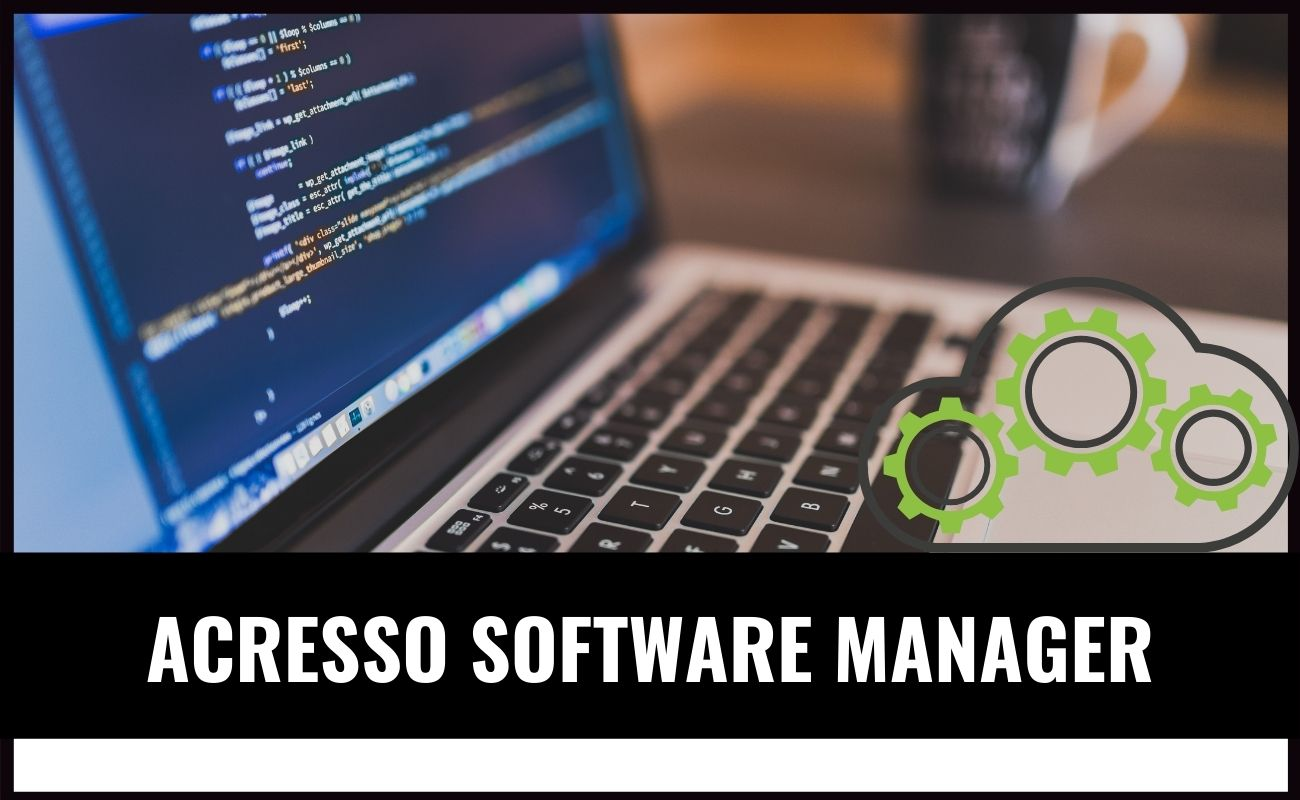 Acresso Software Manager