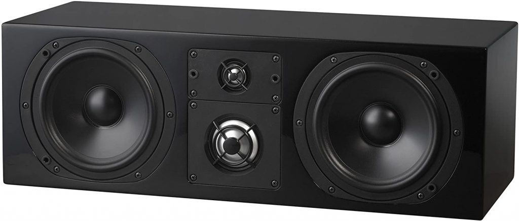 NHT C Series C LCR Premium Home Theater 3-Way Center Channel Speaker