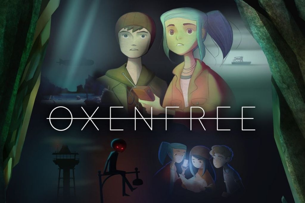 Games like Oxenfree
